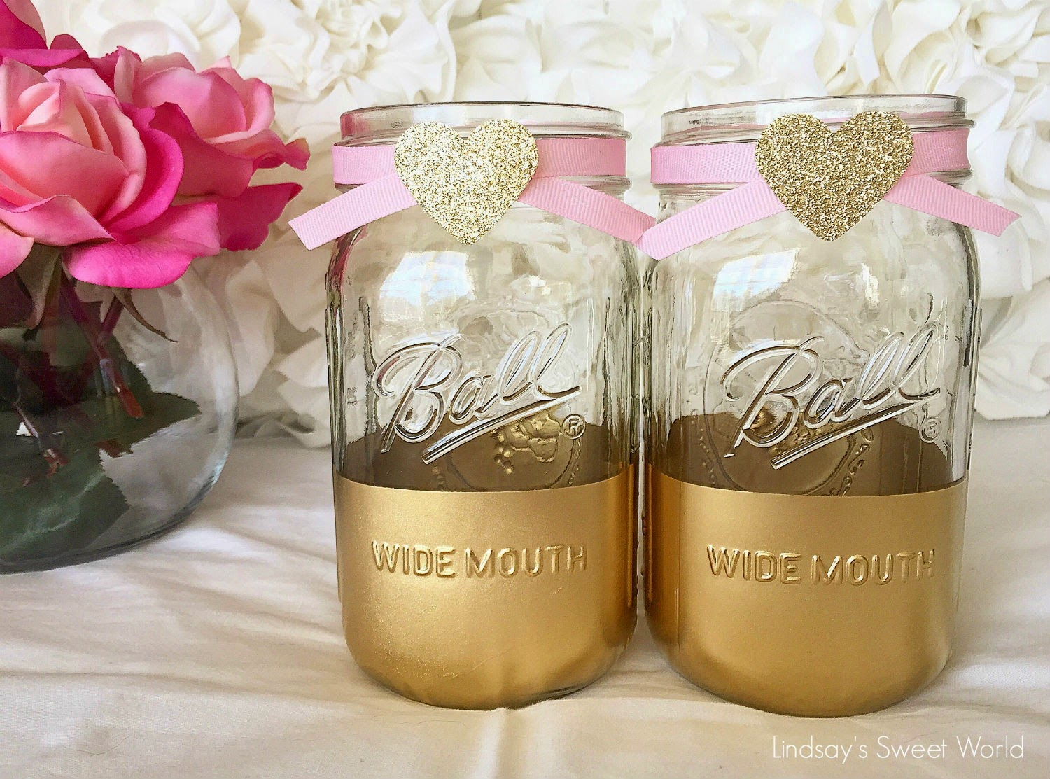 Jars To Hold Silverware And Straws