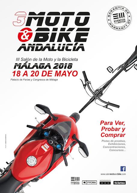 III Edición del Salón Moto & Bike Andalucía