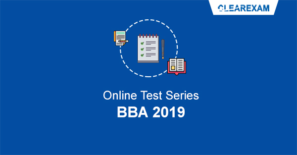 bba test series