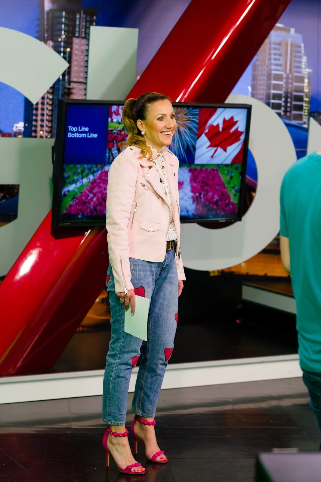 Ania Basak Calgary Blogger Fashion Stylist Image