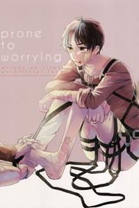 Shingeki no Kyojin - Prone to Worrying