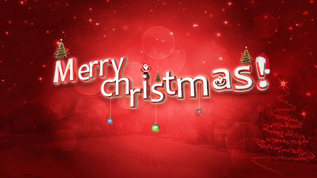 Desktop Merry Christmas 2016 HD Wallpaper Free Download