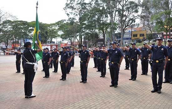Diadema recebe 39 novos policiais da Guarda Civil nesta quinta-feira