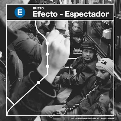 Ruzto - Efecto Espectador + Instrumentales [2017] (Colombia)