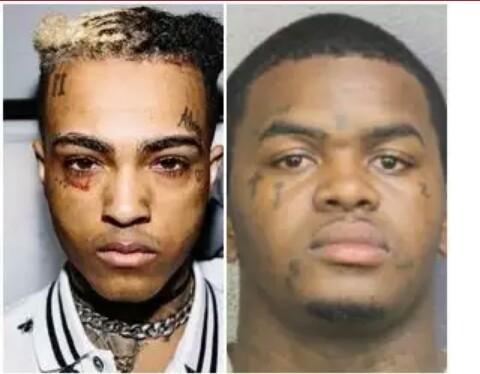 XxxTentacion And murderer