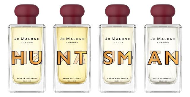 Jo Malone x Huntsman
