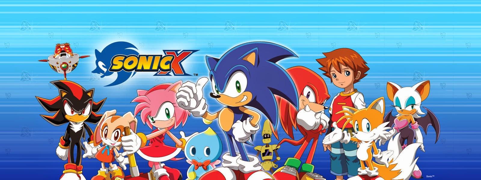 Riyado Fansub Sonic X