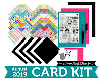 Simon's August Card Kit