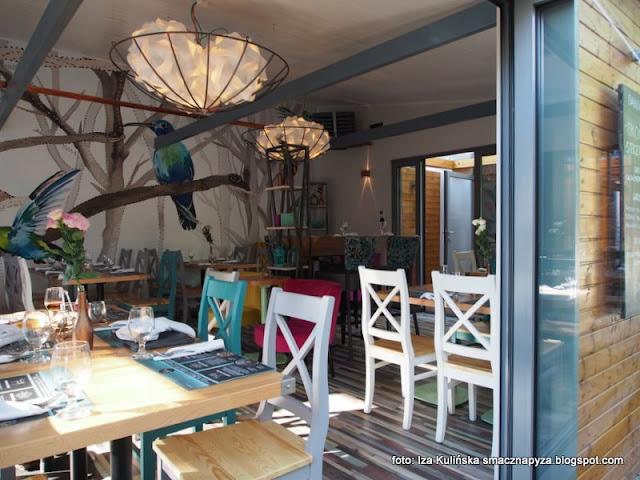 pawilon , ogród zimowy , obiad , bistro , test , blogerka kulinarna , menu , warszawa ,