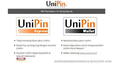 Cara Isi Garena Shell Menggunakan UniPin