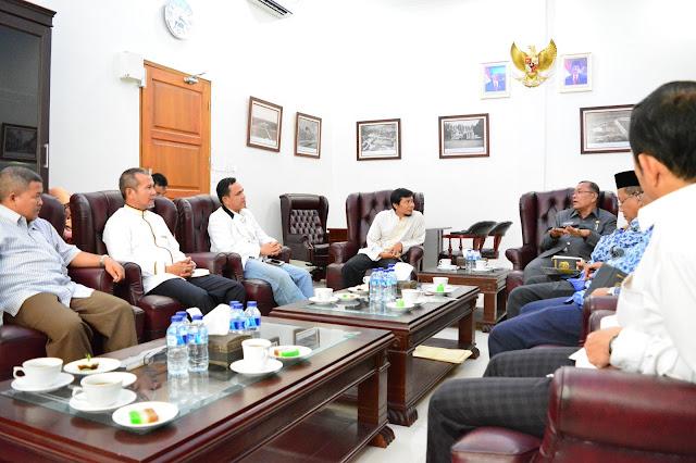Pj Walikota Medan : Pemko Siap Medukung Musda ke - 4 PKS Kota Medan