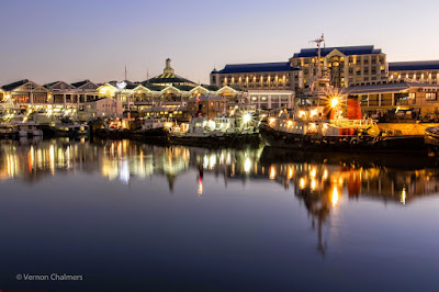 V&A Waterfront Sunrise - Canon EOS 700D / 18-135mm Lens