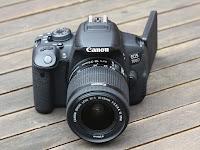 Harga Kamera Canon 700D Terbaru Tahun 2018