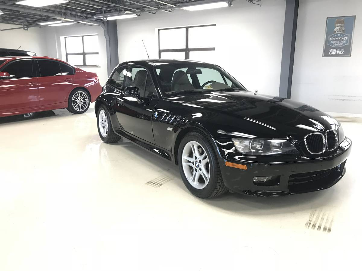 Daily Turismo Pretty N Rare 2000 Bmw Z3 Coupe