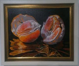 """Segarnya Jeruk"", karya Gatot Wijoyo"