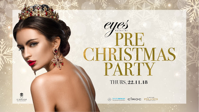 Eyes Magazine Pre Christmas Party