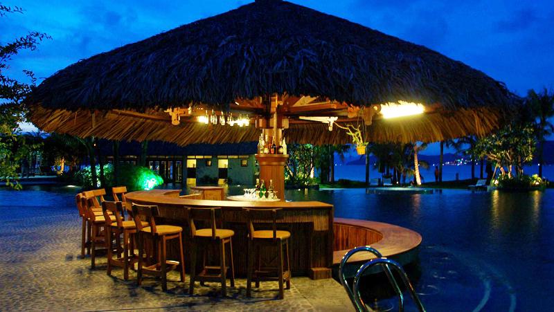 Hòn Tằm sea sun hotel Nha Trang