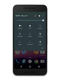 Personalisazi Android Nougat