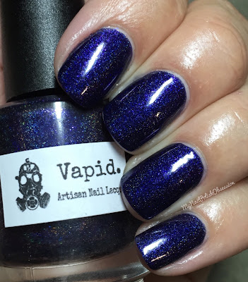 Vapid Lacquer; Something Wicked