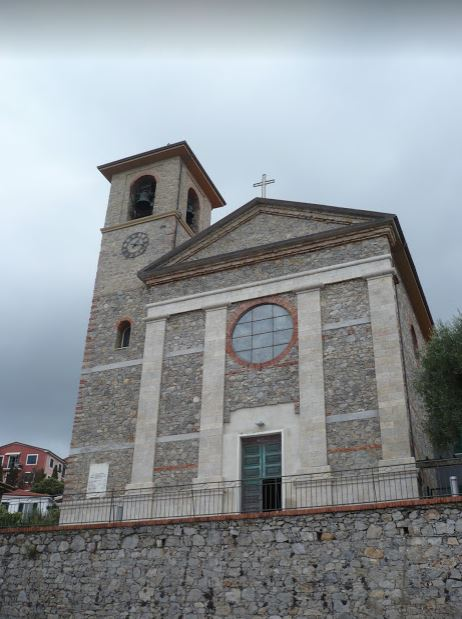 chiesa stella maris a tellaro