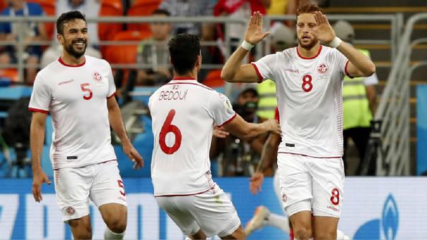 Túnez dejó el mundial con victoria ante Panamá