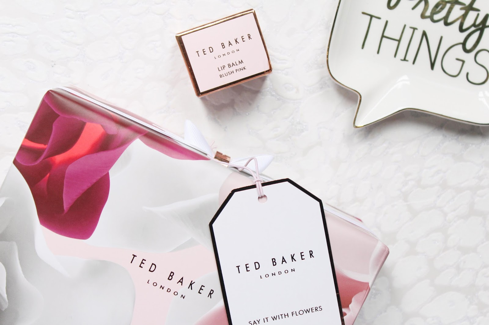 Ted Baker Say It With Flowers Set