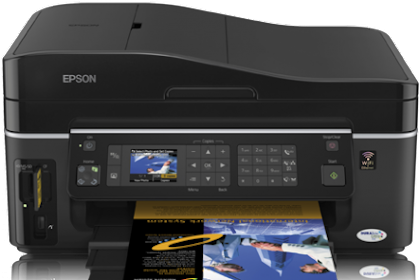Download Epson Stylus NX510 printer driver for Linux