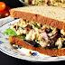 Resepi Tempe tuscan dan sandwic kacang