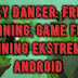 Sky Dancer: Free Running, Game Free Running Ekstrem Di Android