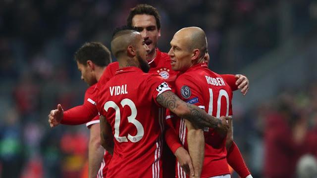 Pertunjukan Kualitas Bayern