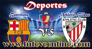 Barcelona vs Athletic Bilbao | Jueves 05 de Enero 2017 | Octavos de Copa del Rey