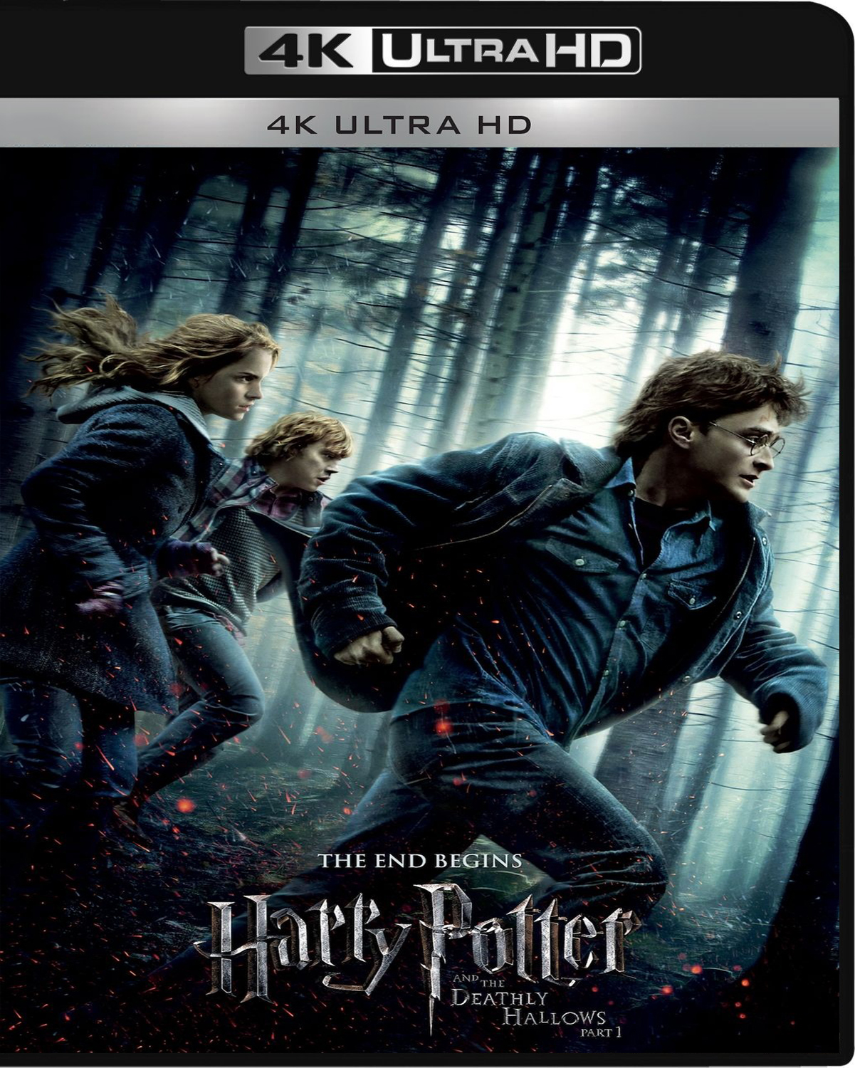 Harry Potter and the Deathly Hallows: Part I [2010] [UHD] [2160p] [Latino]