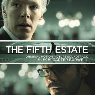 The Fifth Estate Liedje - The Fifth Estate Muziek - The Fifth Estate Soundtrack - The Fifth Estate Film Score