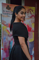 Actress Regina Candra Pos in Beautiful Black Short Dress at Saravanan Irukka Bayamaen Tamil Movie Press Meet  0034.jpg