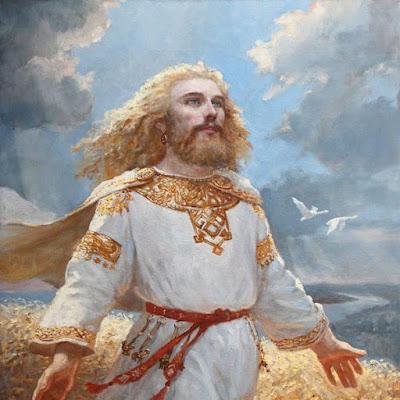 Имена славянские: список и значение некоторых имен