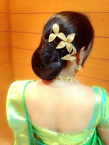 Wondrous South Indian Bridal Hairstyles For Wedding Reception Stars Outfit Short Hairstyles For Black Women Fulllsitofus
