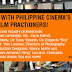Want To Know More About The Local Film Industry, Attend The Mowelfund Seminar For Distribution & Exhibition At Sampaguita Gardens On December 7