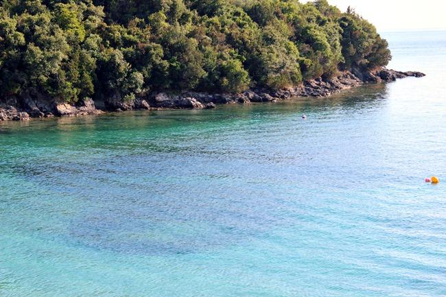 Sivota Ionian sea