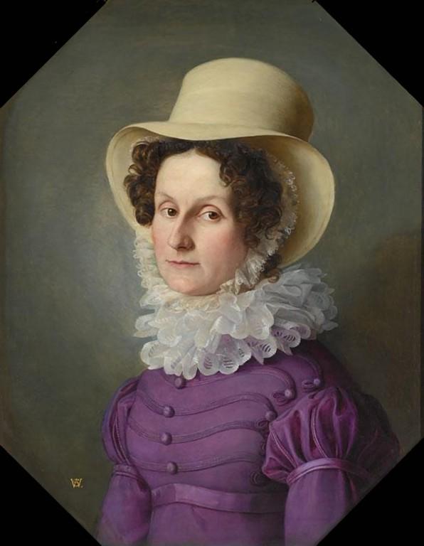 Wilhelm Von Schadow (1789-1862) - A German Romantic Painter