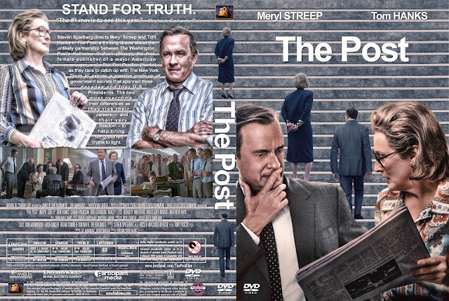 The Post DVD Cover