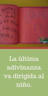 Libro con solapas. Manualidades para niños pequeños. Tutorial paso a paso