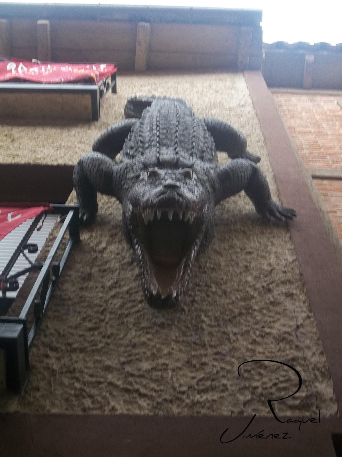 cocodrilo de Medina de Rioseco