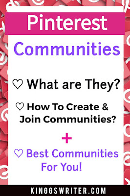 How to create community on Pinterest, How to create community on Pinterest app, pinterest community, what is pinterest community, how to make pinterest community, how to make community on pinterest, how to join pinterest community, how many pinterest communities I can join, how many communities I can make on Pinterest, pinterest update, new pinterest feature, pinterest update September 2018, pinterest update 2018, pinterest new feature, pinterest latest features, how to search communities on pinterest? How to join pinterest community, how to create community on pinterest using desktop, laptop, how to make pinterest community on desktop, how to make community on pinterest app on mobile, how to create community on pinterest app, create pinterest community on pinterest app, how top create pinterest community on mobile, how to join pinterest community, how to join community on pinterest, what are pinterest communities,