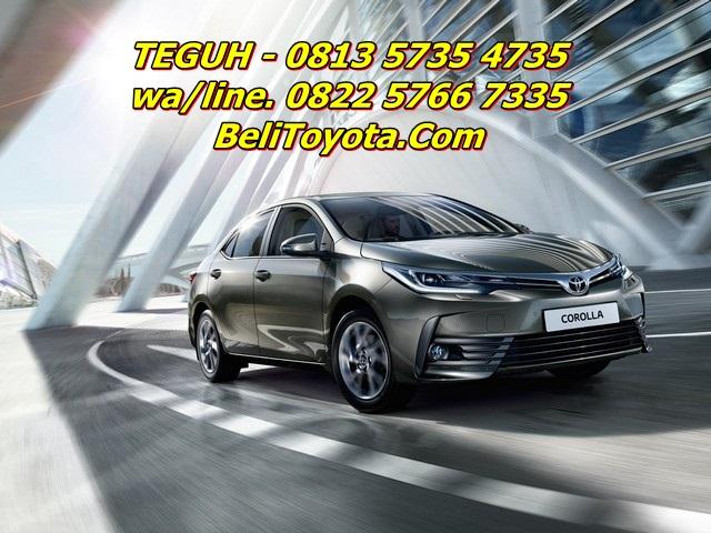 Harga Toyota Corolla Altis Facelift Surabaya