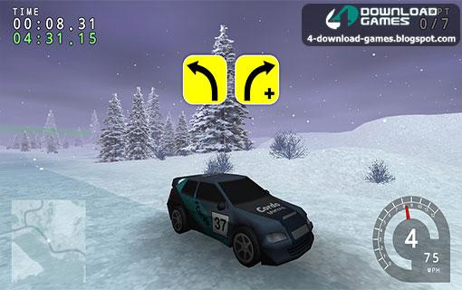 تحميل لعبة سيارات الرالى Trigger Rally للكمبيوتر
