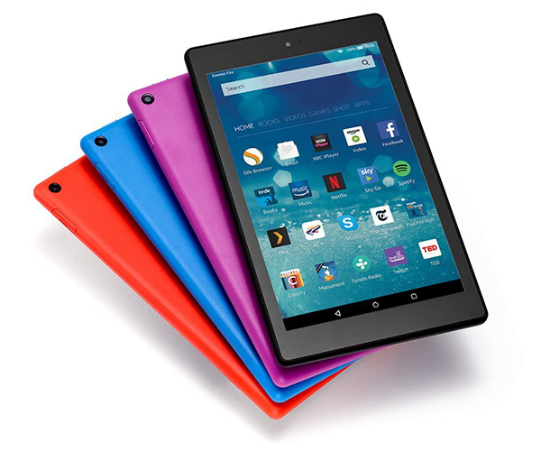 Win an Amazon Fire HD 8 Tablet Giveaway