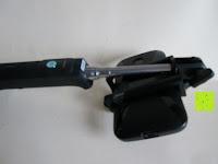 Stab: Anker Bluetooth Selfie Stick Stange Stab mit 20 Stunden Akkulaufzeit für iPhone, Android und alle anderen Smartphones (Schwarz)