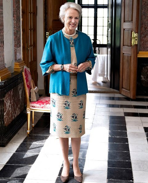 Princess Benedikte turned 75 on April 29. Dyrehaven de Hermitage Palace in the North of Copenhagen