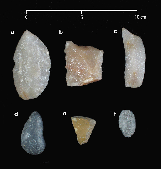New evidence shifts the timeline back for human arrival in the Americas