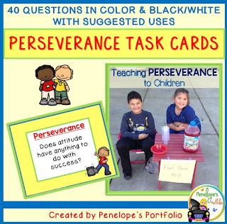 https://www.teacherspayteachers.com/Product/Perseverance-Task-Cards-3290714